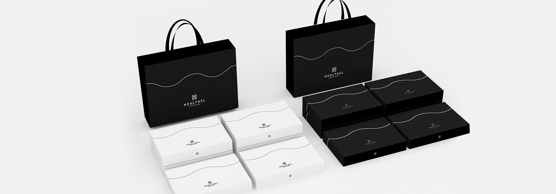 塑形内衣logo设计_塑形vi设计和包装设计